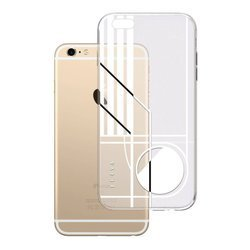 Apple iPhone 6 Plus/6s Plus Ferya Slim CASE CIRCLE White