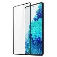 Dux Ducis 9D Tempered Glass wytrzymałe szkło hartowane 9H na cały ekran z ramką Samsung Galaxy S20 FE 5G czarny (case friendly)