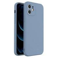Wozinsky Color Case silikonowe elastyczne wytrzymałe etui iPhone XR niebieski